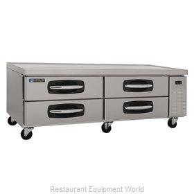 Master-Bilt MBCB72 Equipment Stand, Refrigerated Base