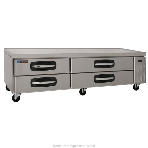Master-Bilt MBCB84 Equipment Stand, Refrigerated Base