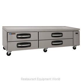 Master-Bilt MBCB84 Equipment Stand, Refrigerated Base