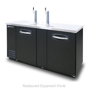 Master-Bilt MBDD69 Draft Beer Cooler