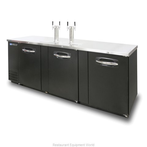 Master-Bilt MBDD95 Draft Beer Cooler