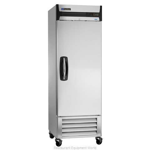 Master-Bilt MBF23-S Solid Door Reach-In Freezer