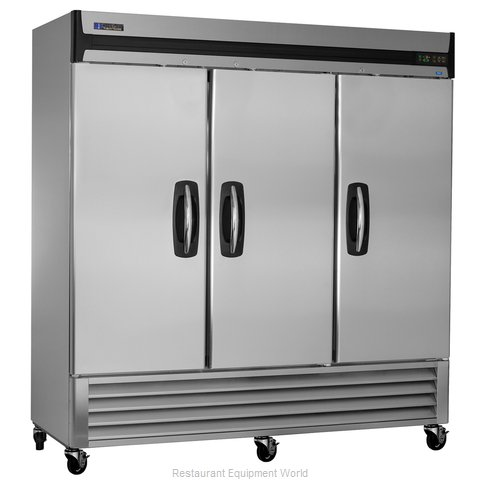 Master-Bilt MBF72-S Freezer, Reach-In (Magnified)