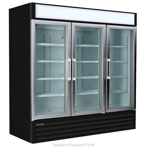 Master-Bilt MBGR70H Refrigerator, Merchandiser