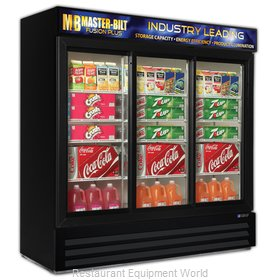 Master-Bilt MBGRP74-SL Refrigerator, Merchandiser