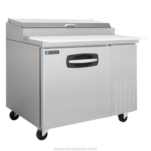 Master-Bilt MBPT44 Pizza Prep Table Refrigerated