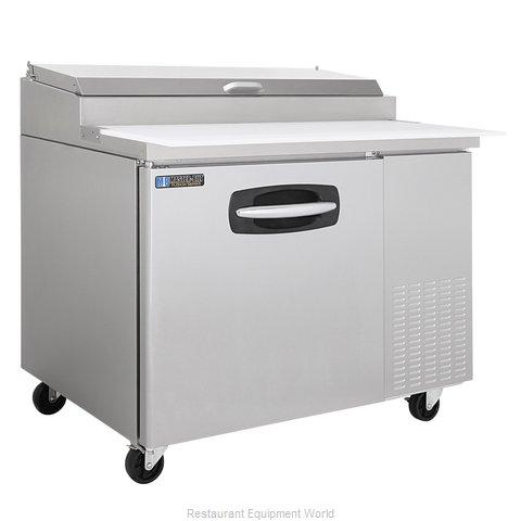 Master-Bilt MBPT44 Refrigerated Counter, Pizza Prep Table
