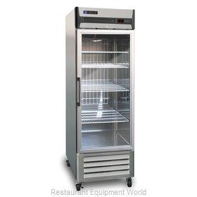 Master-Bilt MBR23-G Refrigerator, Reach-In