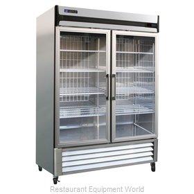 Master-Bilt MBR49-G Refrigerator, Reach-In