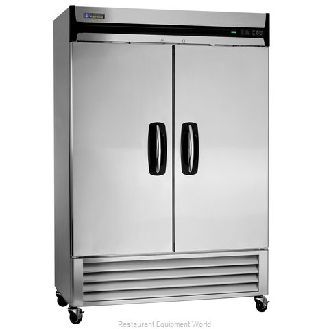 Master-Bilt MBR49-S Refrigerator, Reach-In (Magnified)