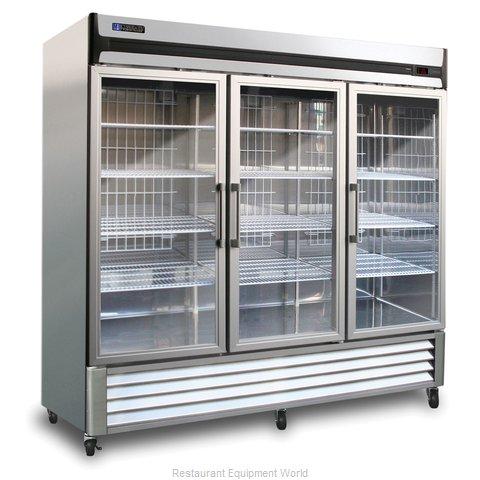 Master-Bilt MBR72-G Refrigerator, Reach-In