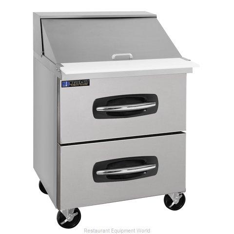 Master-Bilt MBSMP27-12A-001 Refrigerated Counter, Mega Top Sandwich / Salad Unit