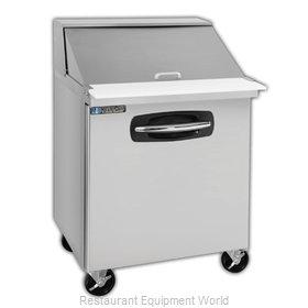 Master-Bilt MBSMP27-12A Refrigerated Counter, Mega Top Sandwich / Salad Unit