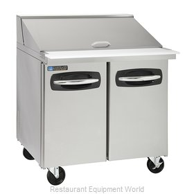 Master-Bilt MBSMP36-15 Mega Top Sandwich Unit