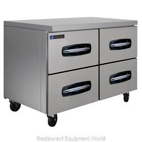 Master-Bilt MBUR48A-001 Refrigerator, Undercounter, Reach-In