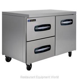 Master-Bilt MBUR48A-003 Refrigerator, Undercounter, Reach-In