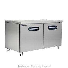 Master-Bilt MBUR60A-014 Refrigerator, Undercounter, Reach-In