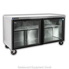 Master-Bilt MBURG60A-013 Refrigerator, Undercounter, Reach-In