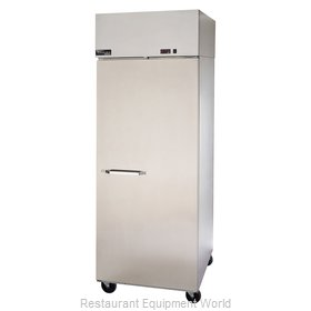 Master-Bilt MNF241SSS/0 Reach-In Freezer 1 section