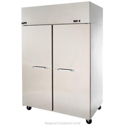 Master-Bilt MNF522SSS/0R Freezer, Reach-In