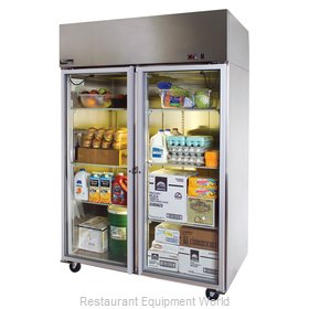 Master-Bilt MNR803SSG/0 Refrigerator, Reach-In