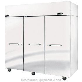 Master-Bilt MNR803SSS/0 Refrigerator, Reach-In