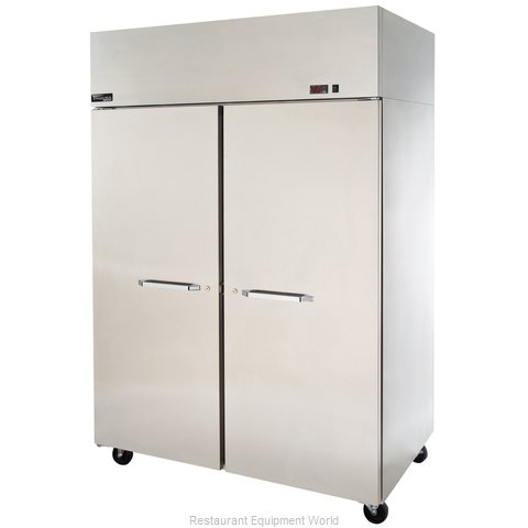Master-Bilt MPR242SSG/0 Pass-Thru Refrigerator 1 section
