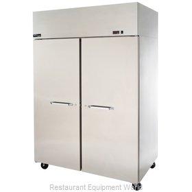 Master-Bilt MPR242SSS/0X Refrigerator, Pass-Thru