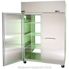 Master-Bilt MPR524SSS/0X Refrigerator, Pass-Thru