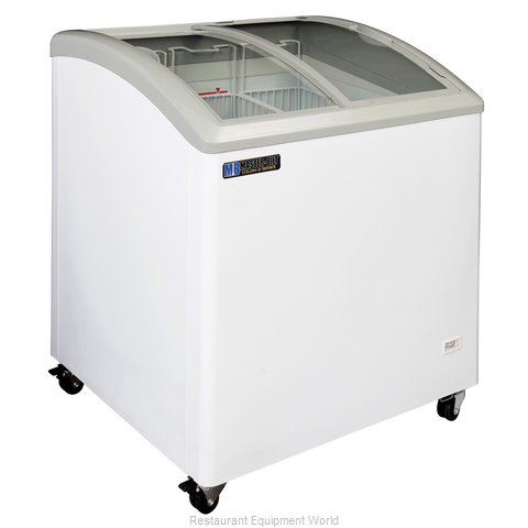 Master-Bilt MSC-31A Freezer Chest