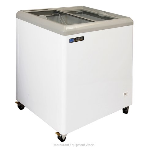 Master-Bilt MSF-31A Freezer Chest (Magnified)