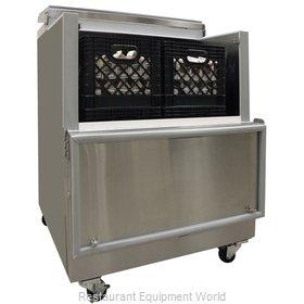 Master-Bilt OMC-082-A Milk Cooler / Station