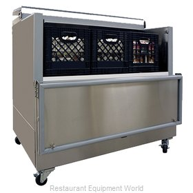 Master-Bilt OMC-122-A Milk Cooler / Station
