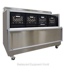 Master-Bilt OMC-162-A Milk Cooler / Station