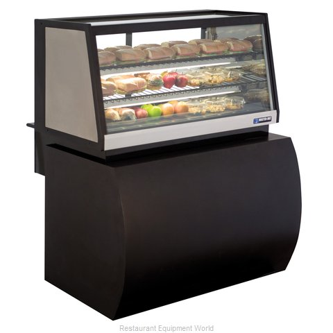 Master-Bilt RCT-48 Refrigerated Merchandiser, Drop-In (Magnified)