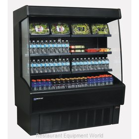 Master-Bilt VOAM48-72 Merchandiser, Open