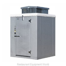 Master-Bilt W60606RE Walk In Freezer Modular Self-Contained