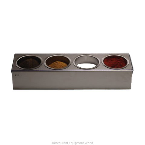 Matfer 017084 Spice Rack (Magnified)