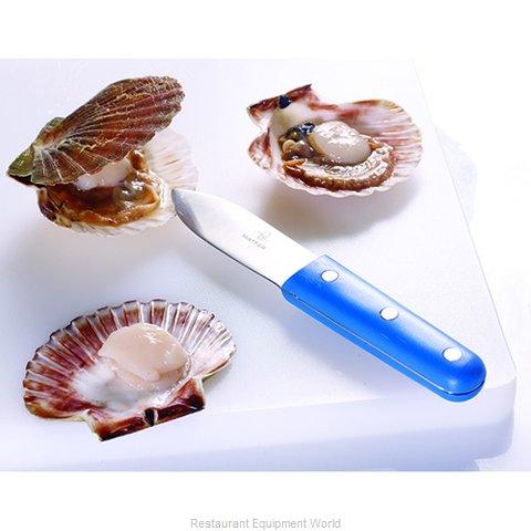 Matfer 121050 Knife, Oyster / Clam