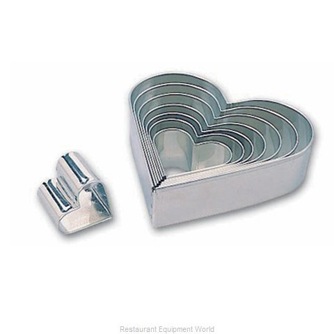 Matfer 150456 Dough Cookie Biscuit Cutter