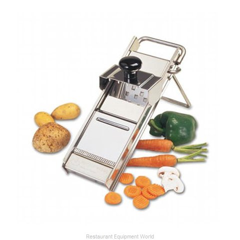 Matfer 215010 Vegetable Cutter Attachment (Magnified)