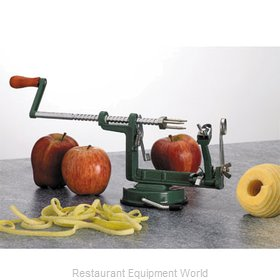Matfer 215155 Apple Corer / Peeler, Tabletop
