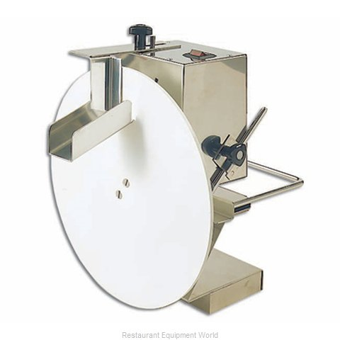 Matfer 260403 Chocolate Dipping Machine Disk (Magnified)