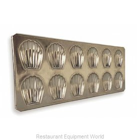 Matfer 310752 Baking Sheet Pastry Mold