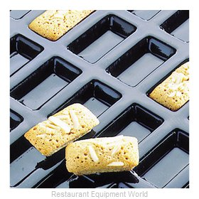Matfer 336009 Baking Sheet, Pastry Mold, Flexible
