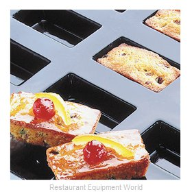 Matfer 336101 Baking Sheet, Pastry Mold, Flexible