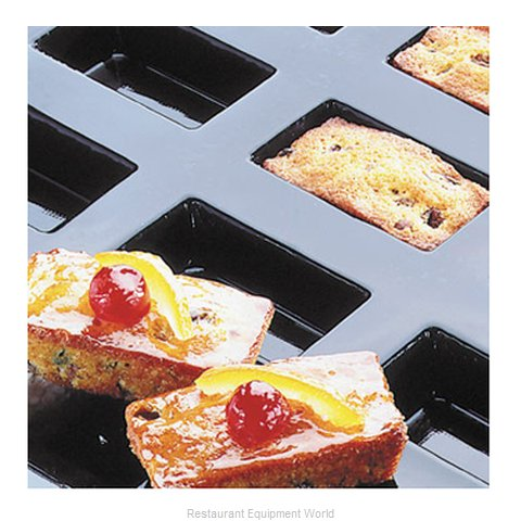Matfer 336103 Baking Sheet Pastry Mold Flexible (Magnified)