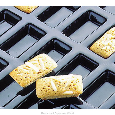 Matfer 336312 Baking Sheet Pastry Mold Flexible (Magnified)