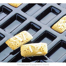 Matfer 336312 Baking Sheet Pastry Mold Flexible