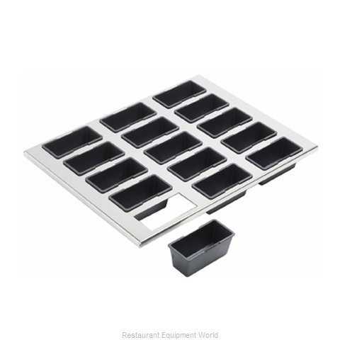 Matfer 347060 Baking Sheet Pastry Mold (Magnified)